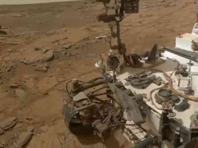 NASA Curiosity Rover Report